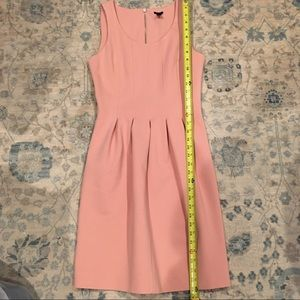 J. Crew Dresses - Light Pink J. Crew fit & flare dress Sz. 0 EUC
